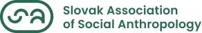 Slovenská asociácia sociálnej antropológie (SASA) Logo